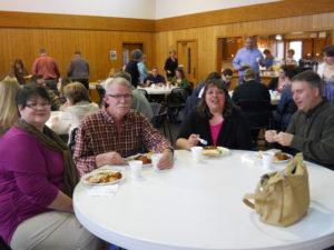 Fellowship at Calvary